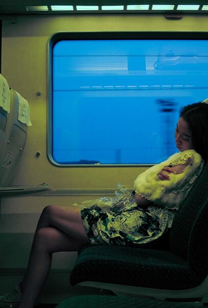 沉睡中的旅途
