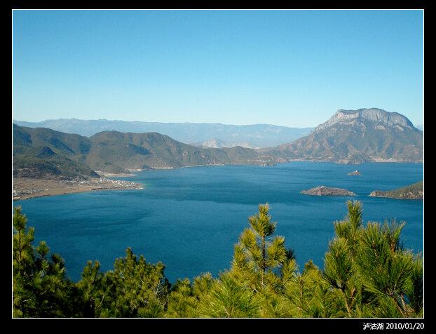 泸沽湖-照片